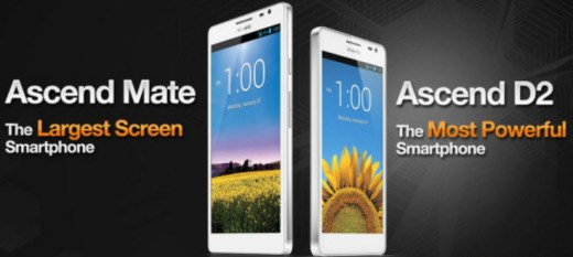 Huawei-Ascend-D2-Comparison-with-Samsung-2013 2014