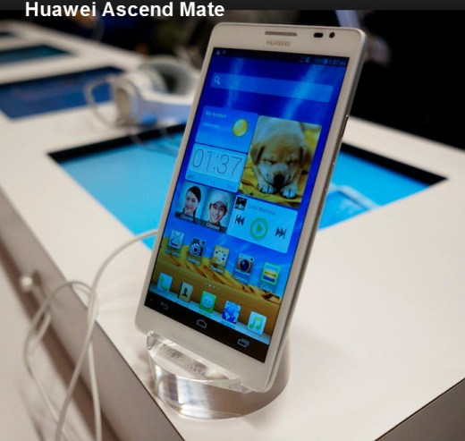 Huawei Ascend-Mate-Price-in Pakistan-India-Singapore