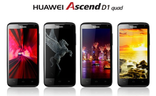 Latest-Huawei Ascend-Mobile-Model-2013 2014 Picture