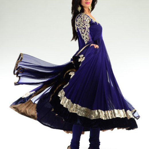beautiful-pakistani-designer-Anarkali-Frocks-design-picture-2013-2014