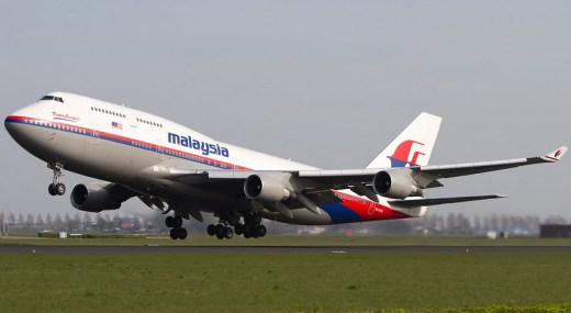 Malaysia Airlines planes-2013 2014