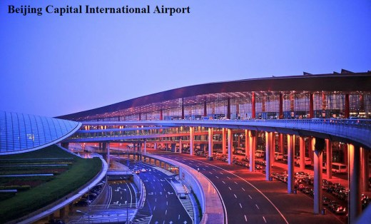 World-best-airport-in-china-Beijing Capital International Airport