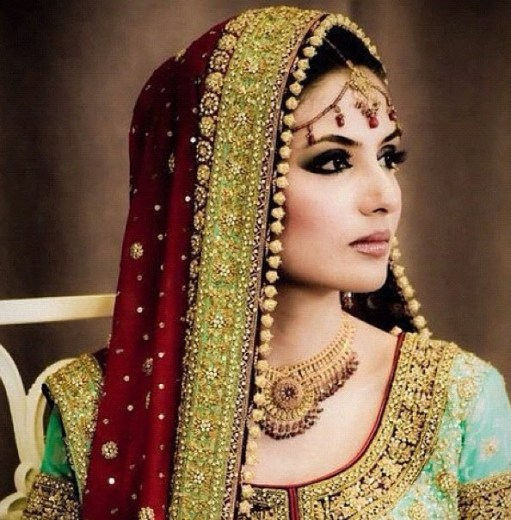 most-beautiful-pretty-Pakistani-Bridal-girl-picture