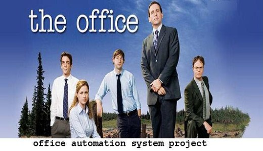 office-automation-project-for-university students