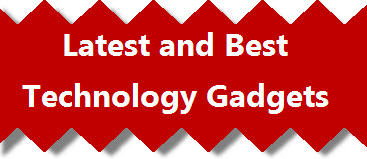 Latest and Best Technology Gadgets 2013