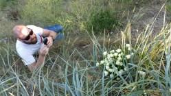Zwager maakte foto's.