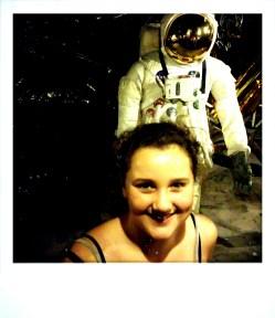 We deden ook nog cultureel verantwoord en gingen naar het Science Museum. We leerden over raketten en ruimtevaart en energie.