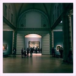 Best groot, dat Rijksmuseum.