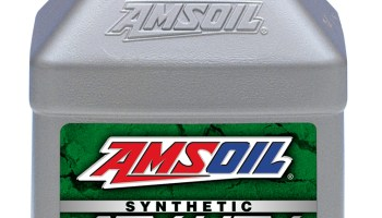 AMSOIL Synthetic CVT Fluid - Its My Oil