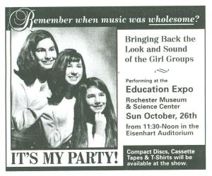Advertisement for Educational Expo