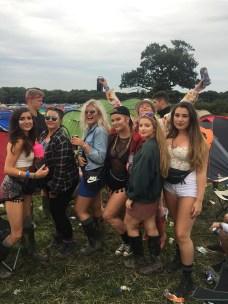 Creamfields clique