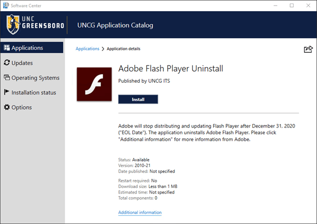 Support Ending For Adobe Flash Player December 31 2020 Its News