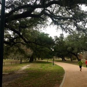 Hermann Park Marvin Taylor Trail