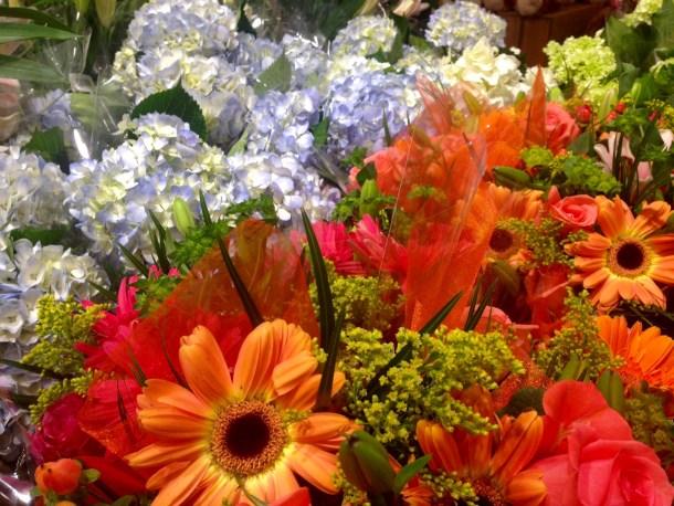 Whole Foods Post Oak Houston Flower Market