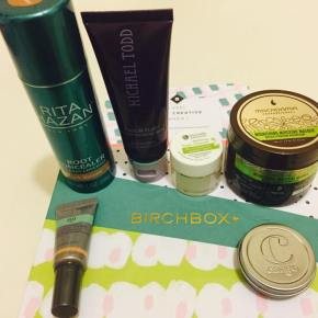 #BOXHAUL: Shakespearean Sonnets to My BirchBox Products