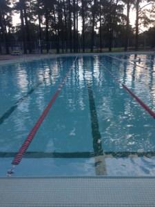 Memorial Park Pool