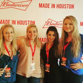 The Budweiser Experience: Made in Houston