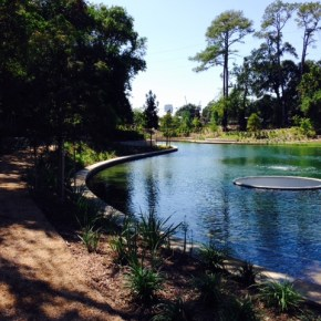 "5 Reasons to Get Excited About the ""New"" Buffalo Bayou Park"