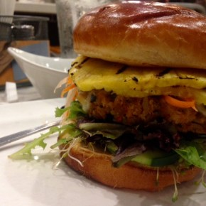 The Counter: The Best Veggie Burger in Houston