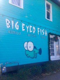 Big Eyed Fish Houston