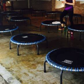 Trampolines: Not Just For Suburban Backyards