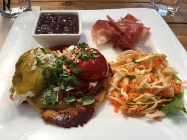Brasil Cafe brunch