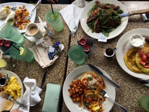Ruggles Green Breakfast