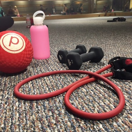 Pure Barre River Oaks