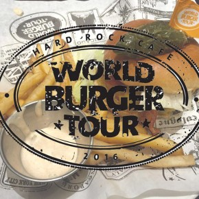 Have Burger, Will Travel (Enter to Win!!)
