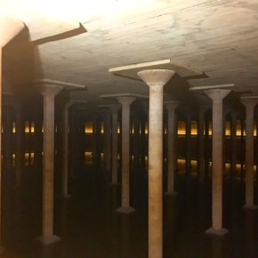 The Buffalo Bayou Park Cistern: What Is It and How Do I Get In?