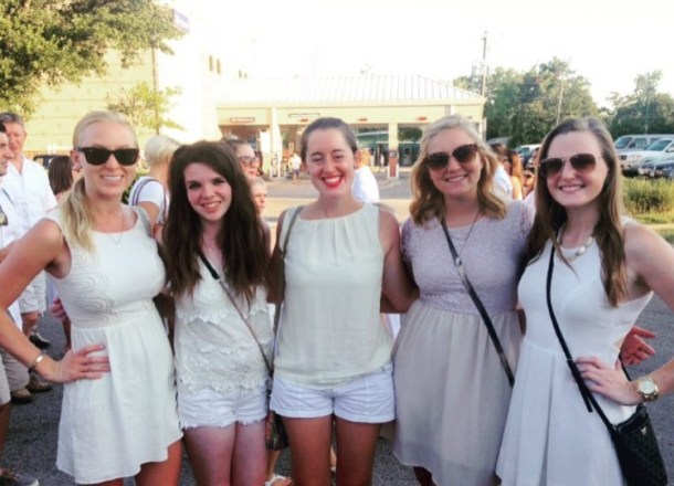 White Linen Nights in the Heighs 19th Street
