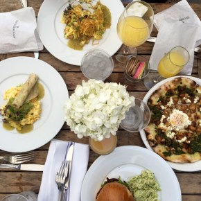 Tiny Boxwood's Brunch: Do it for the Insta