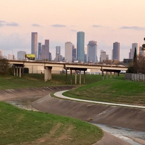 Bayou Greenways Finishes Up Construction on the Latest Stretch of White Oak Bayou
