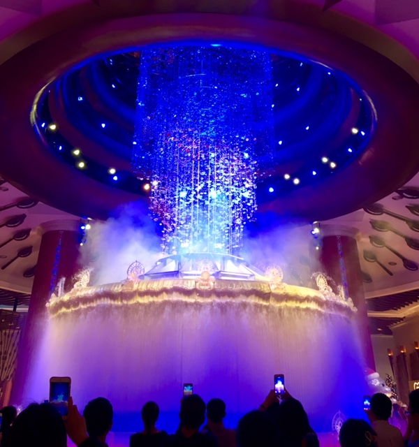 The Galaxy Water Show Macau China