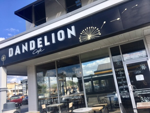 Dandelion Cafe of Bellaire in Houston Texas
