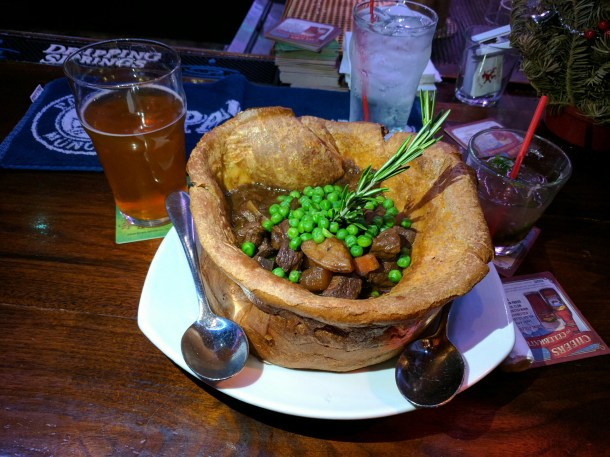 Red Lion Shepherd's Pie