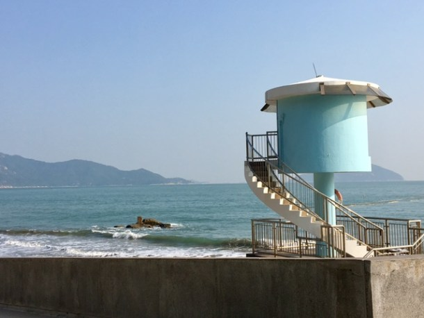 Lantau Island Tong Fuk Itinerary