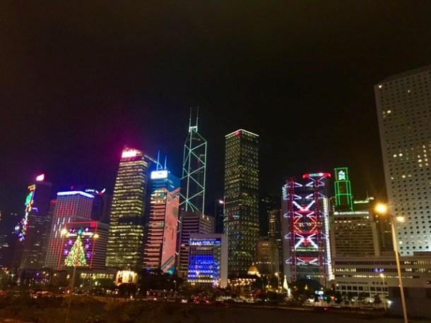 Hong Kong weekend itinerary