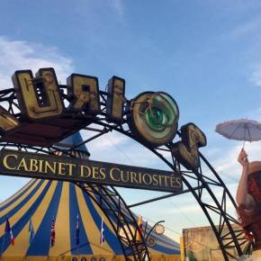 Got a Little Kurios at Cirque du Soleil