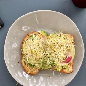 Top 5 Avocado Toasts in Houston