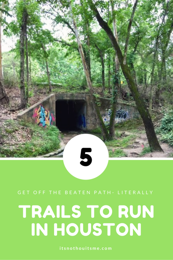 Where to Trail Run in Houston