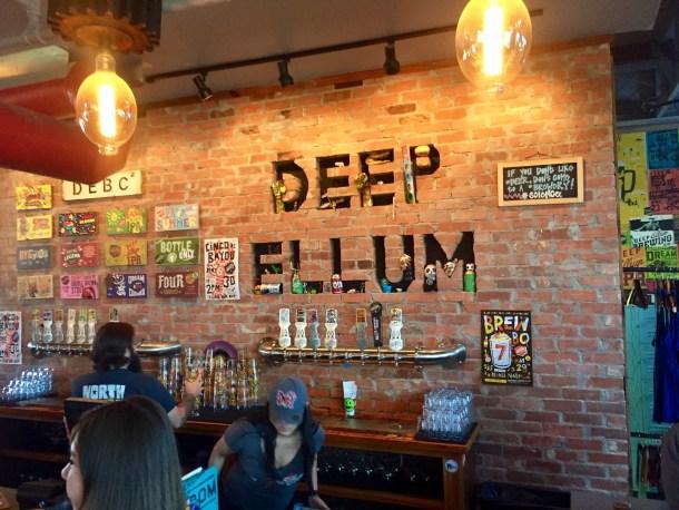 Deep Ellum Brewery