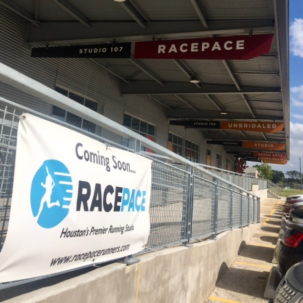 Race Pace Houston