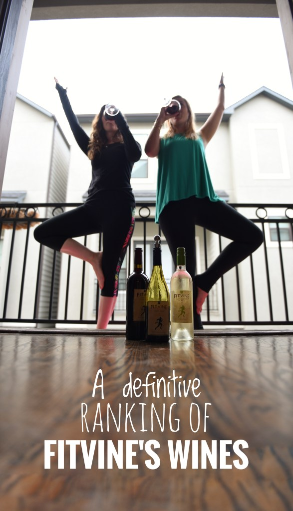FitVine Wine Review // It's Not Hou It's Me