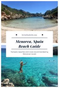 Menorca Local Travel Tips