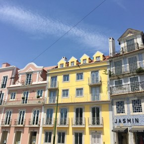 Lisbon in 48 Hours — The Ritz, Arts, and Mosaics