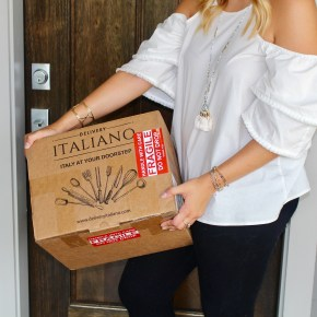 Delivery Italiano: A Little Piece of Italy to Your Doorstep