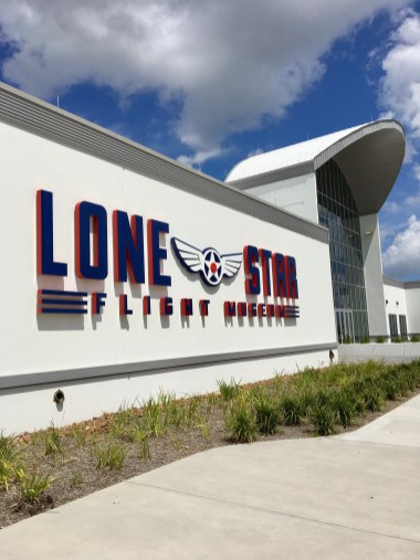 Lone Star Flight Museum Houston