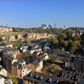 Luxembourg in 24 Hours — Tiny Country with Big Plans!