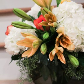 Flower Arranging Tips from Master Heights Florist Gaye Jackson